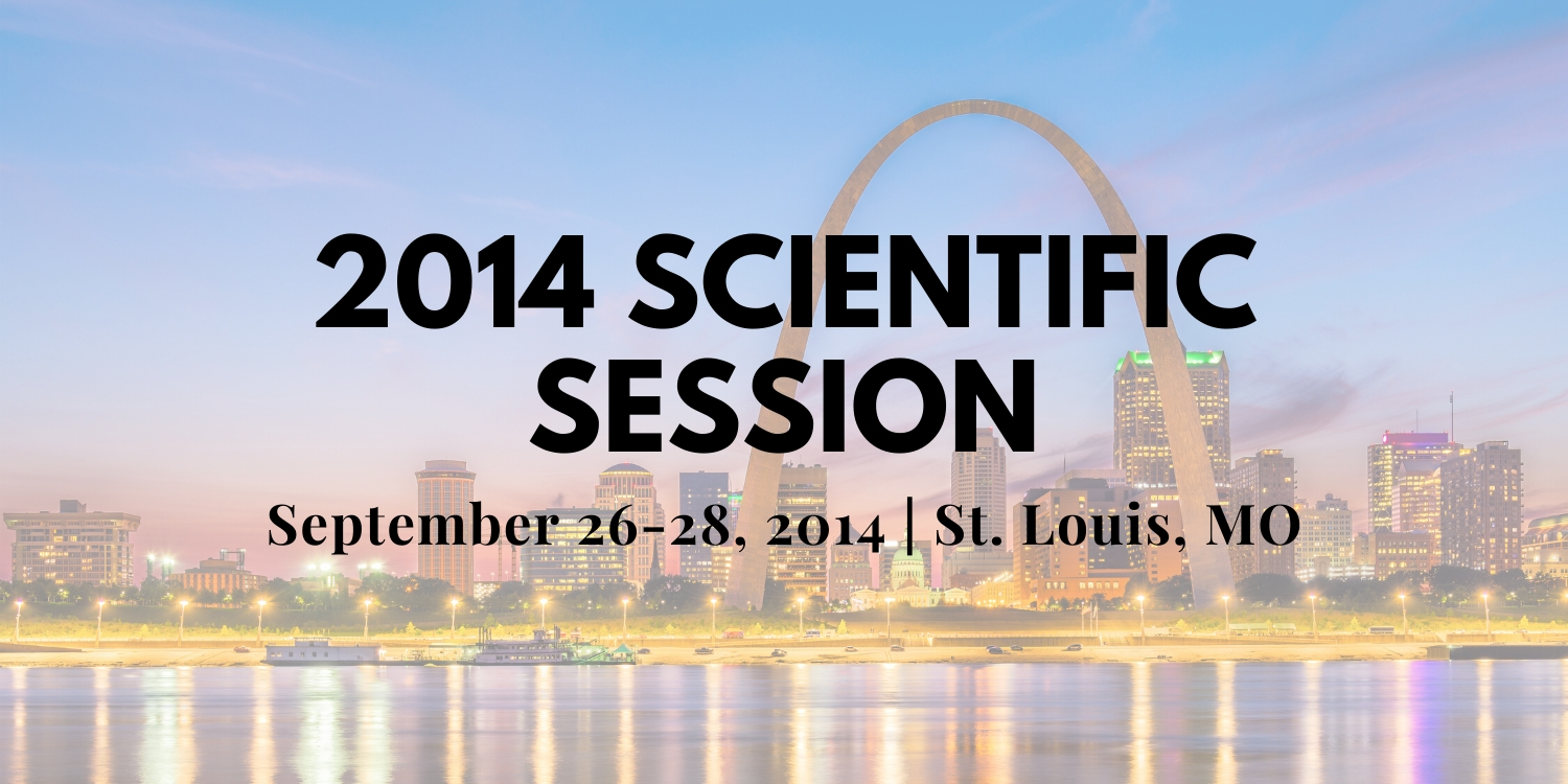 2014 Scientific Session Thumbnail