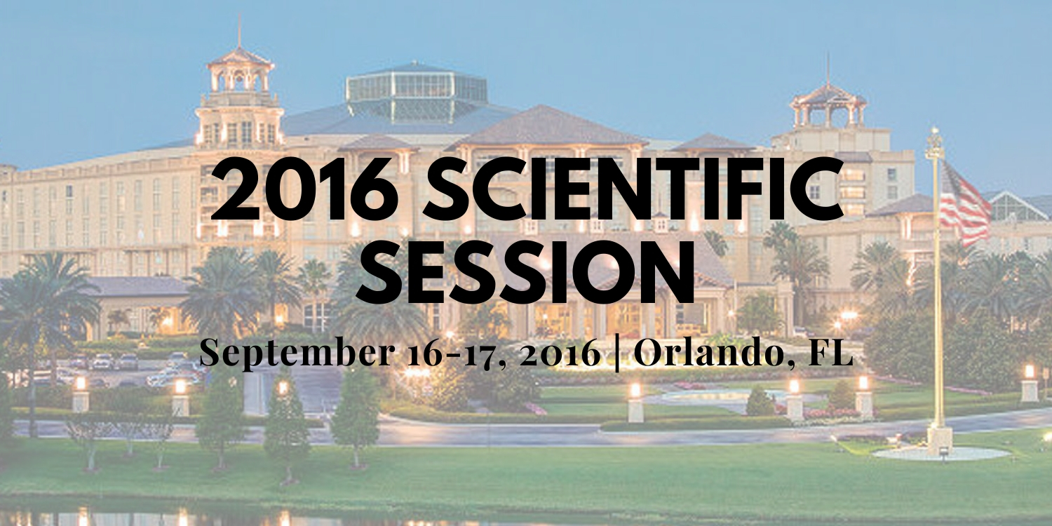 2016 Scientific Session Thumbnail